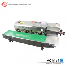 DBF-770WF Horizontal Band Sealer with Gas Function